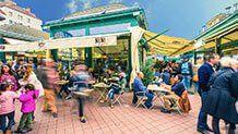 Neni am Naschmarkt Life Is Beautiful, Dolores Park, Street View, Travel, Joie De Vivre, Viajes, Traveling, Life Is Good, Trips