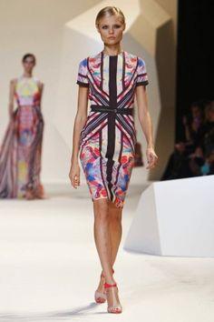 Elie Saab Spring Summer Ready To Wear 2013 Paris