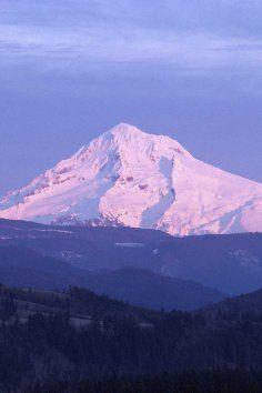 Mount Hood, called W