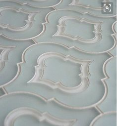 Kitchen or master bath backsplash Moroccan glass tile (Edgewater Studio) Pinterest Inspiration, Back Painted Glass, Tadelakt, Elements Of Style, New Kitchen, Studio Kitchen, Kitchen Decor, Decorating Kitchen, Room Kitchen