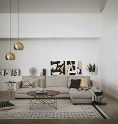 New trends of the lightning in your living room!   For more inspiring images check: http://www.delightfull.eu/en/