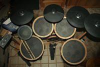 DIY Electronic Drum Tutorials - How to build Electronic Drums Digital Drums, Drum Instrument,