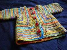 Ravelry: LibraryPaste's Baby Surprise