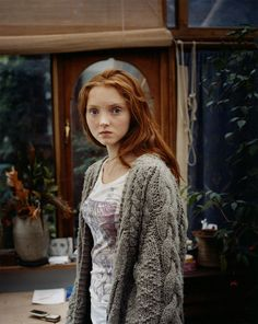 Aaagghh she's just so perfect! >o< Lily Cole by Emma Hardy