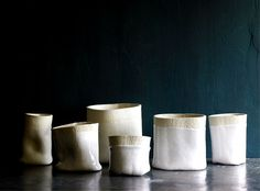 Elephant Ceramics by Michele Michael | Featured on Sharedesign.com