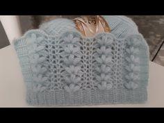 Half Flower Vest Model & Crochet Women's Vest Models – Babykleidung Baby Knitting Patterns, Knitting Designs, Hand Knitting, Crochet Patterns, Crochet Wool, Crochet Motif, Crochet Stitches, Star Stitch, Moda Emo