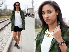 SXSW street style - Stylist Brandy Joy Smith