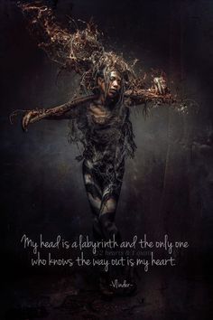 Quote life love labyrinth