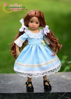 """SOLD """"My Sunday Best"""" Dress,Outfit,Clothes for 13""""Dianna Effner Little Darling #ClothingAccessories"""