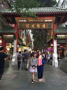 Chinatown in Sydney Australia