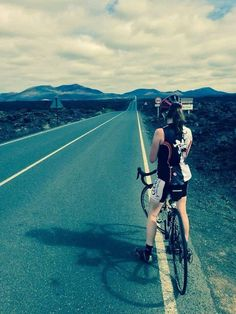 Theres nothing like an open road. #cycling Visit us @ http://www.wocycling.com/ for the best online cycling store.
