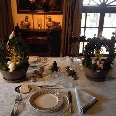 Easter centerprice table