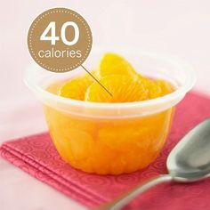 20 sweet snacks for 50 calories or less!