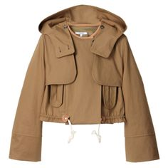 Carven Coats For Women, Jackets For Women, Cool Outfits, Fashion Outfits, Womens Parka, Hoodie Dress, Carven, Fashion Photo, Vintage Fashion