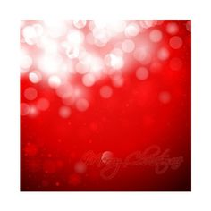Christmas Snowflakes Red Background Vector Graphic ❤ liked on Polyvore featuring backgrounds and set fillers