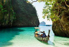 Loh Samah Bay @ Thailand