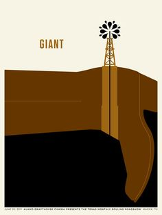 Giant movie poster by Jason Munn from a set of 2011 Rolling Roadshow Posters Jason Munn, Minimal Movie Posters, Cinema Posters, Event Posters, Band Posters, Screen Print Poster, Poster Prints, Image Cinema, Alamo Drafthouse