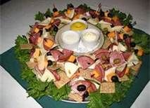 cheese and cracker platter - Bing Images