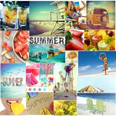 """Summer Summer Summer"" by x-thatlovelygirlkayla on Polyvore"