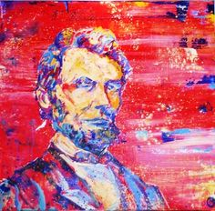 Lincoln, Maggie O'Neill Fine Art... Love the colors!
