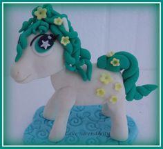 My Little Pony - Modeling Chocolate