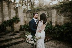 Historical Garden Wedding at the Maitland Art Center