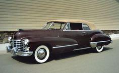Cadillac Series 62 Convertible Coupe (1946)