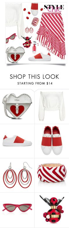 """""""Untitled #47"""" by tato-eleni ❤ liked on Polyvore featuring Dr. Martens, Givenchy, Mola SaSa, Le Specs, Marc Jacobs and Clinique"""
