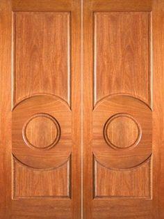 Prehung slab knotty alder 2 panel sw 98 interior double door 80 84 p 680 interior wood mahogany 3 panel circle panel double door contemporary interior planetlyrics Image collections
