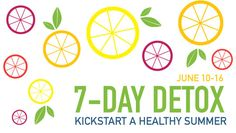 Family Sponge 7-Day Detox Challenge: Green Smoothies + Master Cleanse
