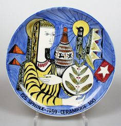 Petrus Regout herdenkingsbord. 1959.