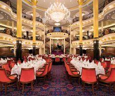 Wonderland Restaurant  Anthem Of The Seas Royal Caribbean Http Interesting Explorer Of The Seas Dining Room Review