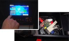 [Andrei] is cruising in style thanks to his Raspi-powered CarPC project, which is a steal at $200 considering all the functionality it provides. This is an update to the work we saw from him back in M...