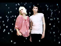 The Raveonettes - Wine (funny how this is becoming the raveonettes board) lol