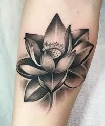 Image Result For Realistic Lotus Flower Drawings Diseno De Tatuaje De Loto Flor De Loto Tattoo Loto Tattoo