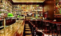 """The St. Paul Grill. Wonderful brunch with complimentary mimosas and orange juice. Great scotch selection. I'm considering joining their """"scotch club."""""""