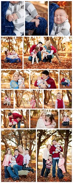 Family Session  © Kelly Hosch Photography