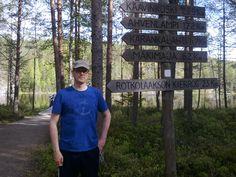 Metsään haluan mennä nyt