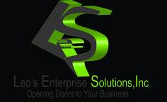 Leos's Enterprise Solutions Inc Leo, Letters, Business, Design, Letter, Store, Lettering, Lion