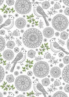 Pen Art Anti Stress Therapy Tools Coloring Pages Books Colouring Jo Omeara Zentangle Depression