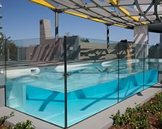 Right here we have a look at 27 innovative swimming pool fence ideas for household houses, sharing some innovative, satisfying, and unforeseen formats. Luxury Swimming Pools, Luxury Pools, Swimming Pools Backyard, Glass Pool, Glass Fence, Glass Balustrade, Glass Railing, Above Ground Pool, In Ground Pools