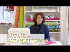 http://dawanda.me/material-dawanda Kleine Falte - große Wirkung: Damit ein Kleidungsstück perfekt auf die Körperform angepasst werden kann, näht man oft an S...
