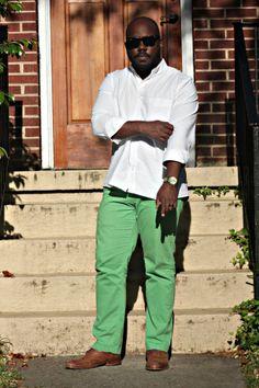 Verde | Notoriously Dapper