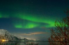 15 Best Travel Experiences for Night Owls - Northern Lights Viewing in Norway is one of them