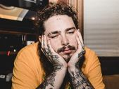 At a recent performance, Post Malone revealed to fans that he has finished recording his new album. Post Malone Lyrics, Post Malone Quotes, J Cole, Post Malone Wallpaper, Hip Hop, Love Post, Cute Posts, American Rappers, Flower Boys