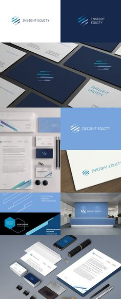 Logo design for Insight Equity, private finance management company #logo…