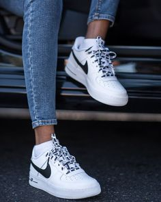 uk availability 856f7 cc47d Nike Airforce 1 Sneakers of the Month. Tenis AdidasCute ShoesSock ...