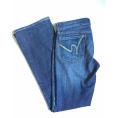 """Citizens of Humanity jeans 28"""" inseam 31"""" style kelly #085 flawless intentionally distressed Citizens of Humanity Jeans Boot Cut"""