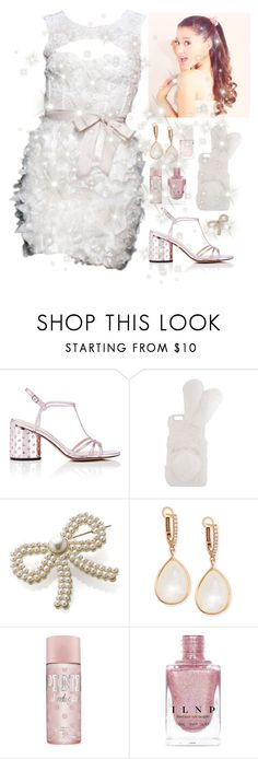 """""""Ariana grande glam day ♡"""" by faanciella on Polyvore featuring Monique Lhuillier, Marc Jacobs, Monsoon, Frederic Sage and Christian Dior"""
