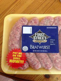 Overly Aggressive Bratwurst - Imgur
